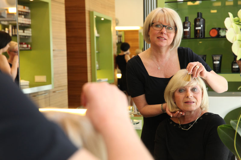 Haarscharf Schneider - Friseursalon Bad Vöslau